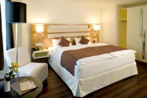 Ringhotel Goldener Knopf, Hotely  Bad Säckingen - big - 30