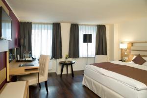 Ringhotel Goldener Knopf, Hotely  Bad Säckingen - big - 31