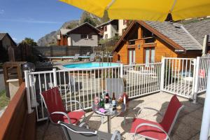 Appart'hotel Panoramic-Village - La Grave
