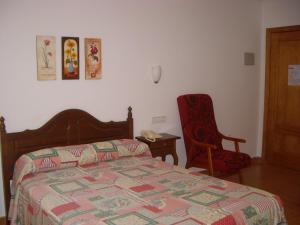 Hotel La Glorieta, Hotel  Baños de Montemayor - big - 42