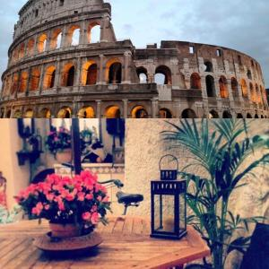 Casa minha al Colosseo - abcRoma.com