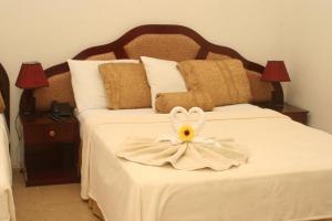 Hotel Brial Plaza, Hotel  Managua - big - 59