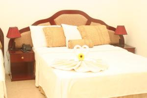 Hotel Brial Plaza, Hotel  Managua - big - 42