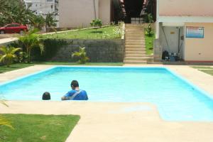Hotel Brial Plaza, Hotel  Managua - big - 32