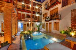 Hotel Boutique Casa Carolina, Hotels  Santa Marta - big - 41