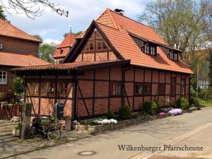 Wilkenburger Pfarrscheune Hannover Hemmingen - Arnum