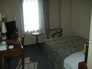 Single Room Seaside Hotel Kamome