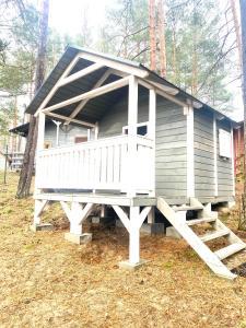 Rest House Wdzydze Domki letniskowe