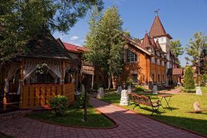 Отель Царская деревня