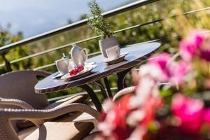A Hotelcom Garni Hotel Am Meilenstein Hotel Rabland Italien