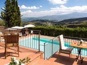 Si Montalcino Hotel & Restaurant, Отели  Монтальчино - big - 43