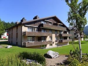Apartment Arvenbühl- Haus D-3 - Hotel - Amden
