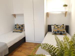 3 sypialnie mieszkanie z balkonem przy plaży