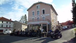 Hotel La Vie En Rose - Le Brugeron