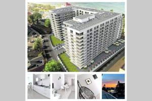 Green Apartment Promenada Gwiazd widok na morze