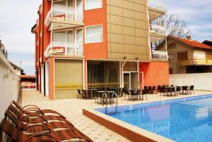 Accommodation in Sapareva Banya