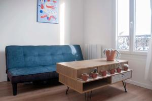 Cosy flat close to public transports