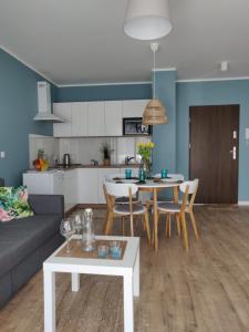 Apartament Błękitna Muszelka
