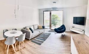Apartament w sercu Gdyni