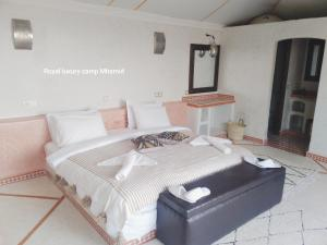 Royal luxury camp Mhamid