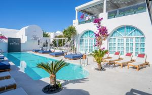 Aressana Spa Hotel & Suites - Small Luxury Hotels of the World