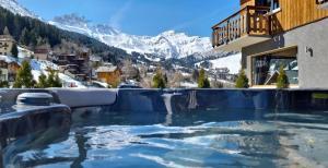 Hôtel Spa L'Oxygène - Hotel - Valmorel