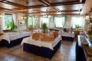 Parkhotel Sonnenhof, Hotely  Oberammergau - big - 35