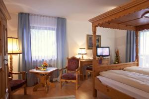 Parkhotel Sonnenhof, Hotely  Oberammergau - big - 41