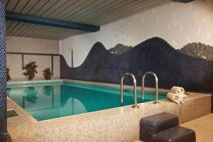 Parkhotel Sonnenhof, Hotely  Oberammergau - big - 39