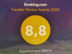 Apartament Merry