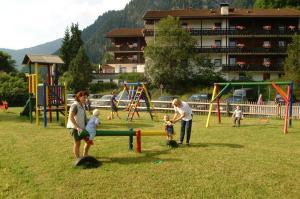 Parkhotel Sonnenhof, Hotely  Oberammergau - big - 19