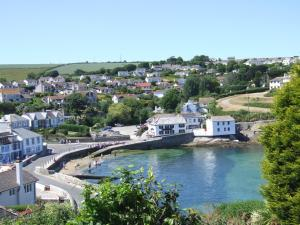 Portmellon Cove Guest House, Bed & Breakfast  Mevagissey - big - 45