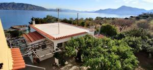 Sea Home Salamis island