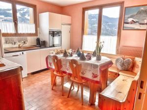 appartement dans maison indépendante100M2 avec vue exceptionnelle - Hotel - Bozel