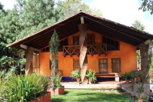 Cabaña en Mazamitla - Jade