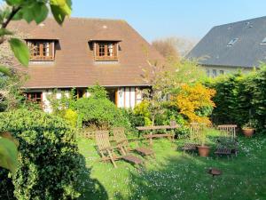 Ferienhaus Deauville 400S