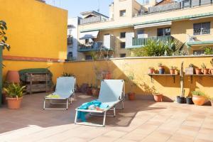 Lets Holidays Terrace Barcelona