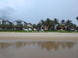 Apartamentos beira mar