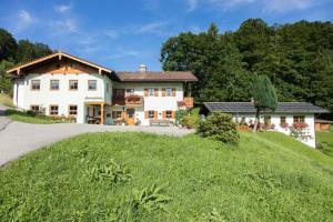 Ferienwohnung Grasmannlehen - Hotel - Marktschellenberg