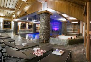 CGH Résidences & Spas Les Granges Du Soleil - Hotel - La Plagne