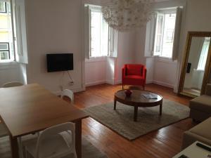 Travel and Tales Príncipe Real Apartments, Apartmanok  Lisszabon - big - 30