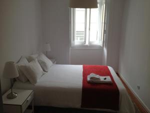 Travel and Tales Príncipe Real Apartments, Apartmanok  Lisszabon - big - 31