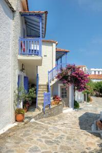 Chiliadromia Studios, Apartments  Alonnisos Old Town - big - 9