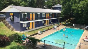 The Wanderoo Lodge