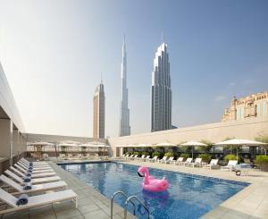 Rove Downtown Dubai (1 of 30)