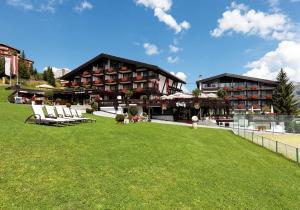 Burg Hotel Oberlech - Lech