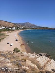 Aria Suites Andros Greece