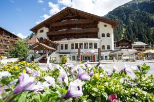Sportiv-Hotel Mittagskogel - Sankt Leonhard im Pitztal