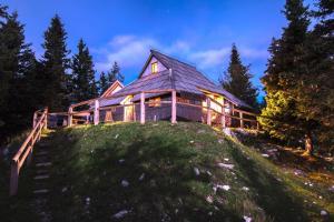 Koča Bistra - Velika planina