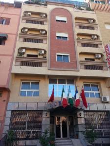Hôtel Abda, Szállodák  Safi - big - 12